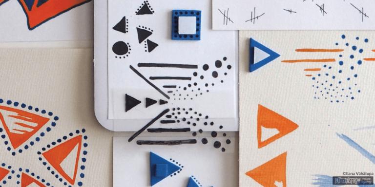 Working as a pattern designer